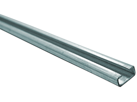 Mounting rail for standard and twin series